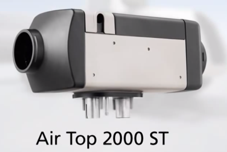 Webasto Air Top 2000 STC